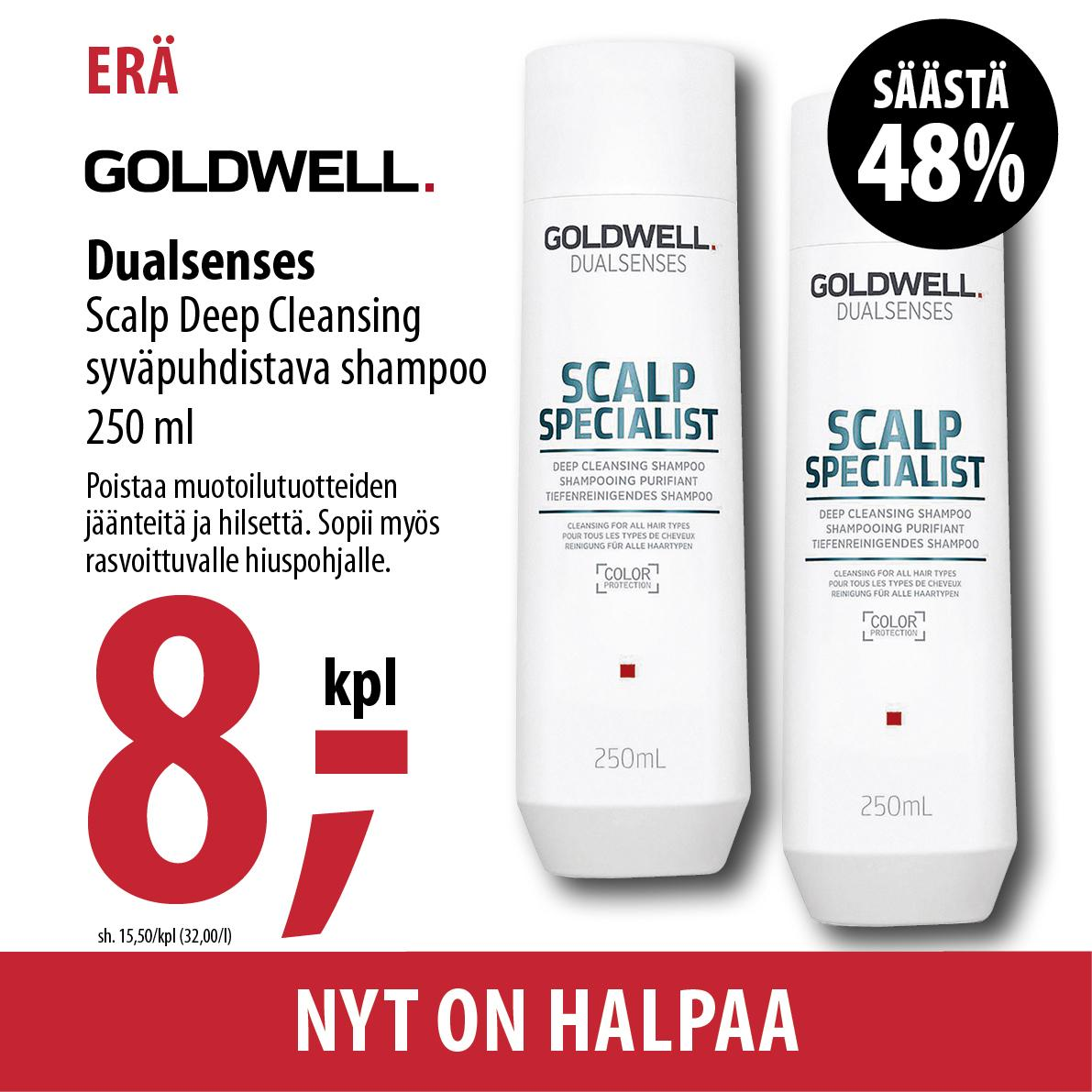 Goldwell Dualsenses Scalp Deep Cleansing 800 420x420